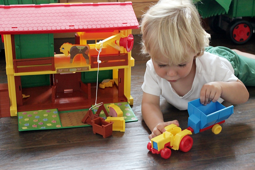 Play House Farma z firmy Wader