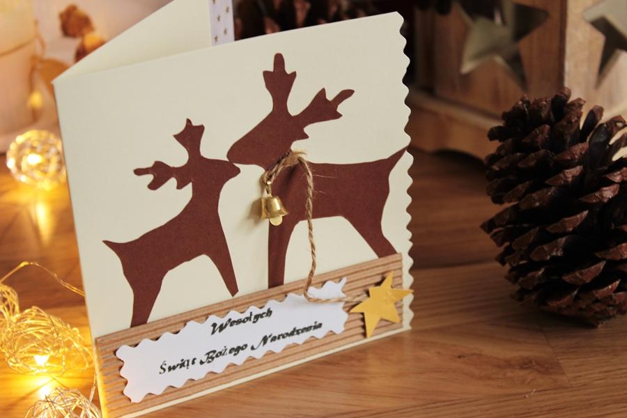Kartki świąteczne, które zrobisz z dzieckiem