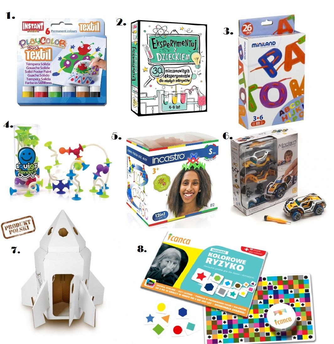 Wyjątkowe inspiracje prezentowe na święta dla dzieci