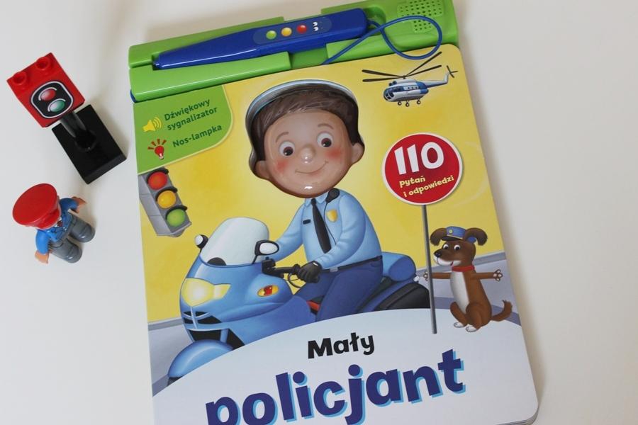 Mały lekarz i mały podróżnik- Książki interaktywne dla dzieci Olesiejuk