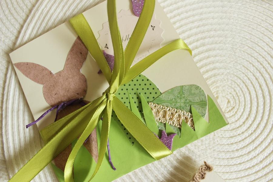 Kartki wielkanocne DIY - inspiracje