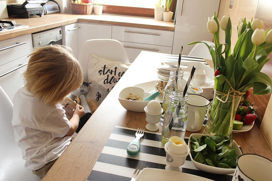 Pomysły pyszne śniadania dla dzieci w kilka minut