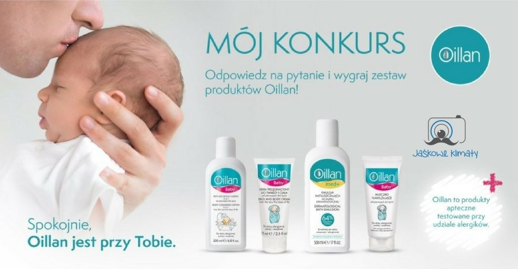 Jak dbać o skórę dziecka z AZS i nadwrażliwą skórą i jakich kosmetyków używać? + KONKURS