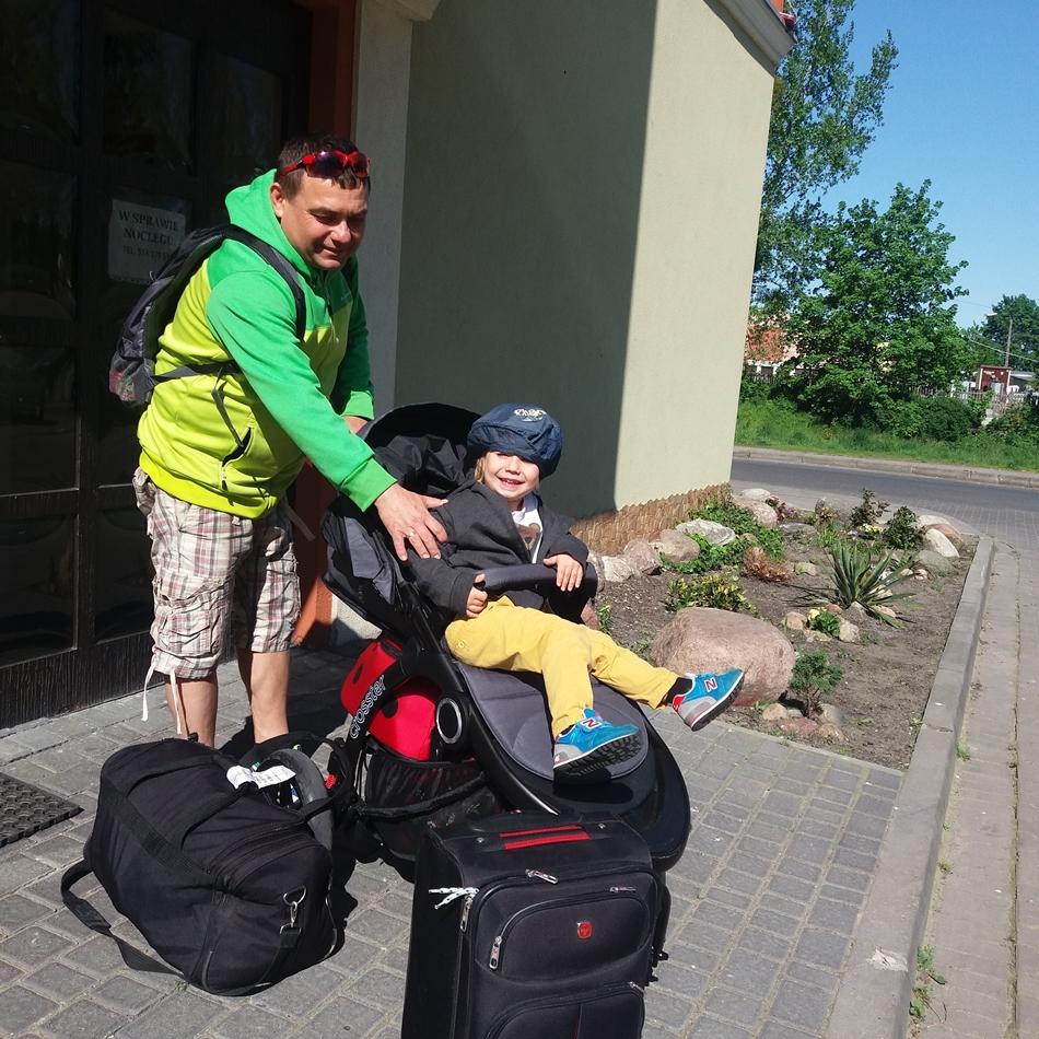 Międzyzdroje poza sezonem- odczarowujemy polskie plaże (2)