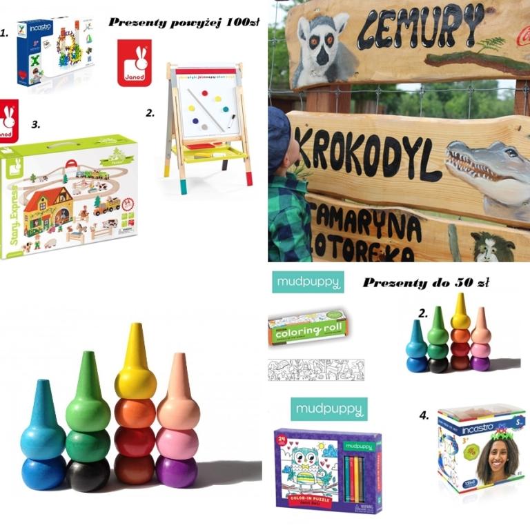 25 pomysłów na prezent na 4 urodziny dla dziecka. Nie tylko zabawki!