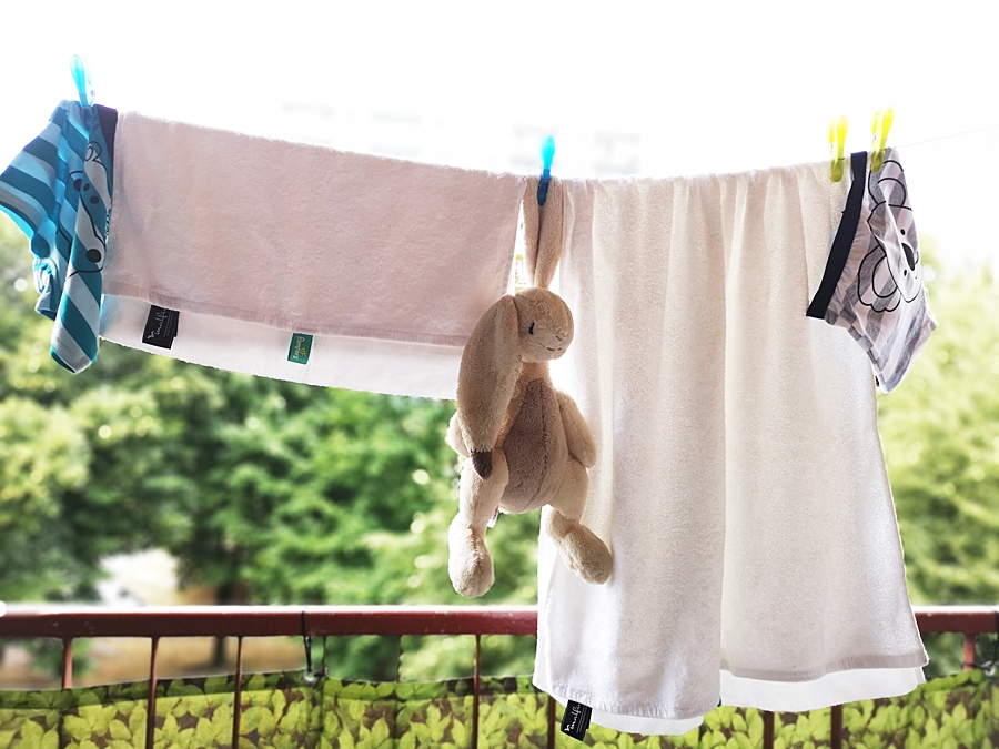 Jak prać dziecięce ubrania?