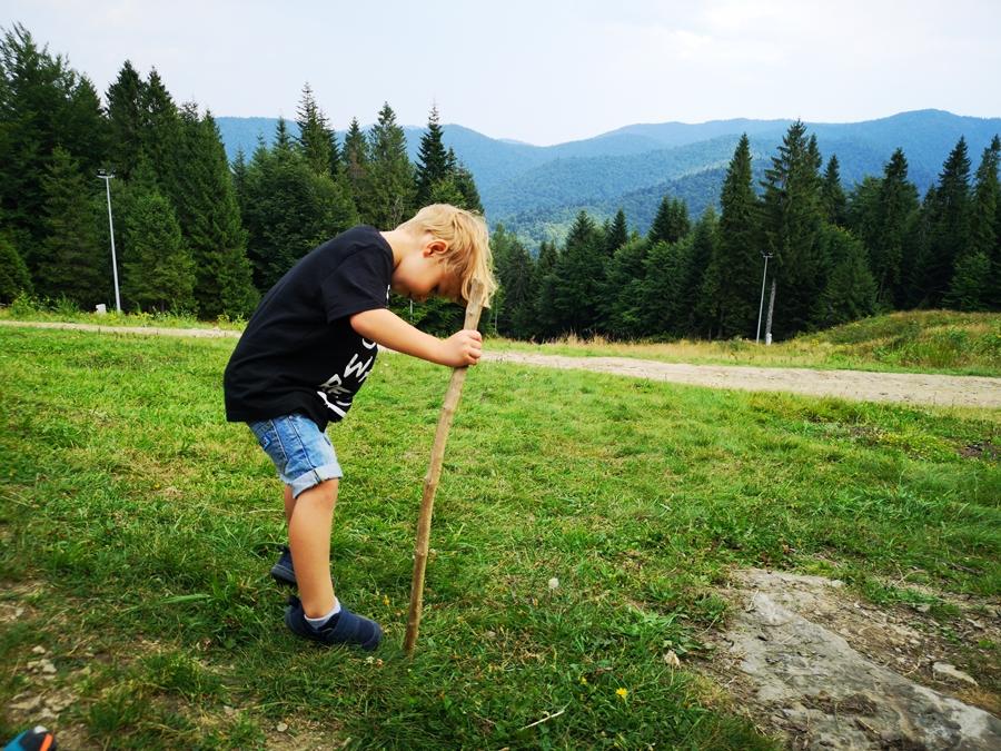 Góry z dzieckiem idealne miejsca na letni wypoczynek dla całej rodziny