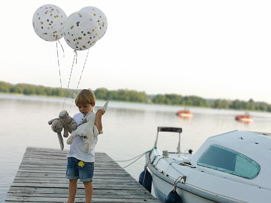 Balony z helem od MeriMeri