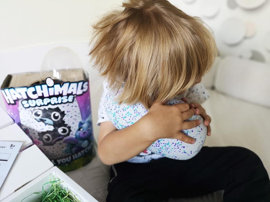 Wykluwanie jaja Hatchimals