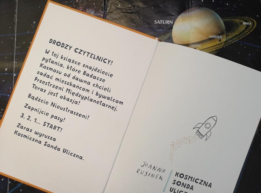 """Kosmiczna sonda uliczna"""
