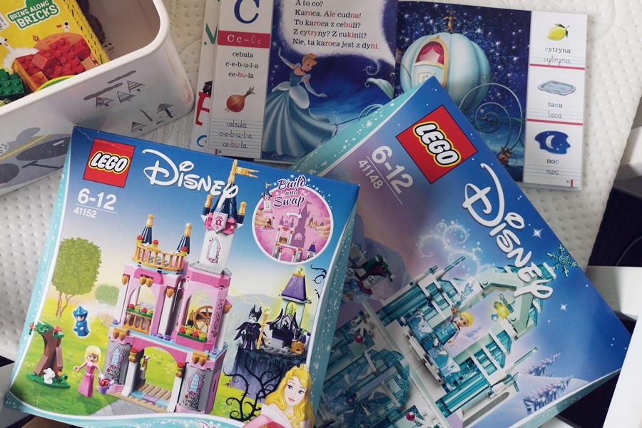 LEGO Disney Bajkowy zamek Śpiącej Królewny