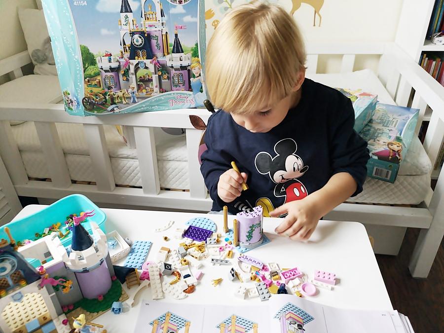 Zestawy LEGO Disney Princess