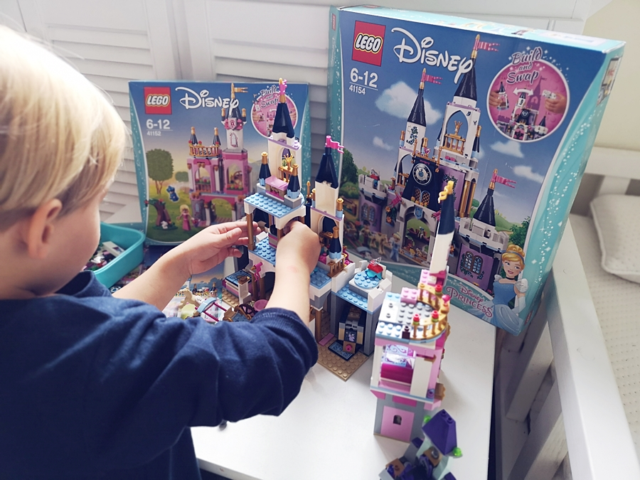 LEGO Disney Princess — klocki nie tylko dla dziewczynek.