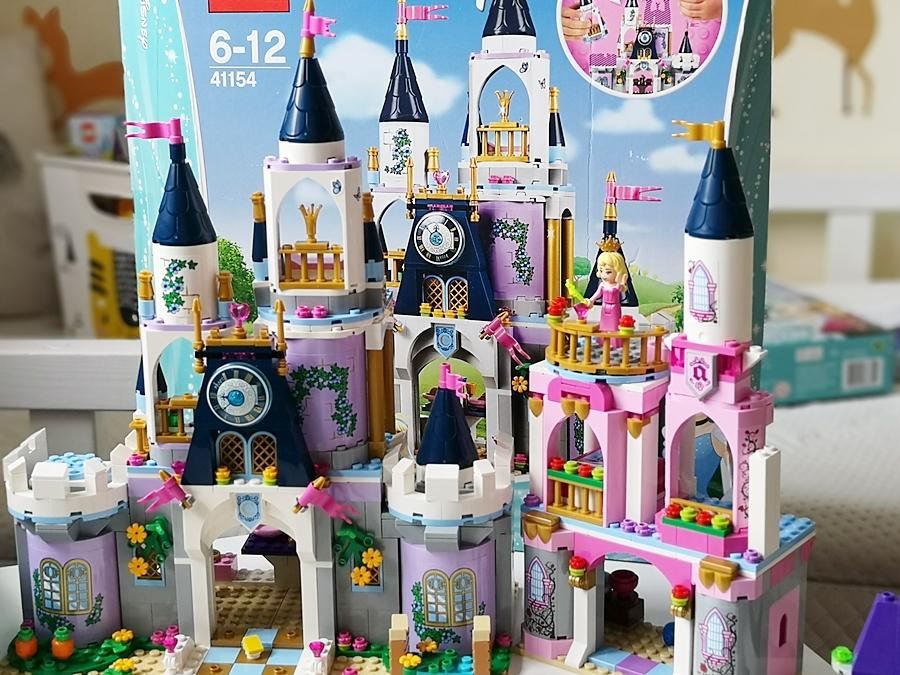 Kryjówka Maleficent Klocki LEGO Disney Princess