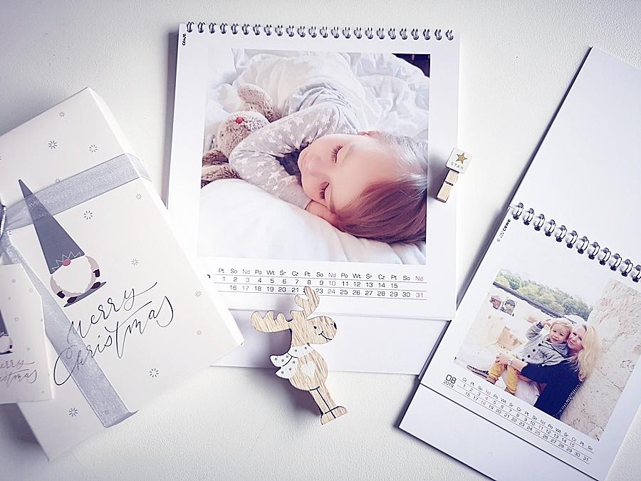 Fotokalendarz — idealny prezent na święta!
