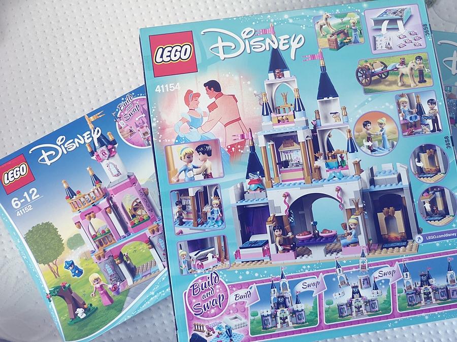 Postacie z bajek Disneya rozbudzają kreatywność u wszystkich dzieci! LEGO Disney Princess — klocki nie tylko dla dziewczynek.
