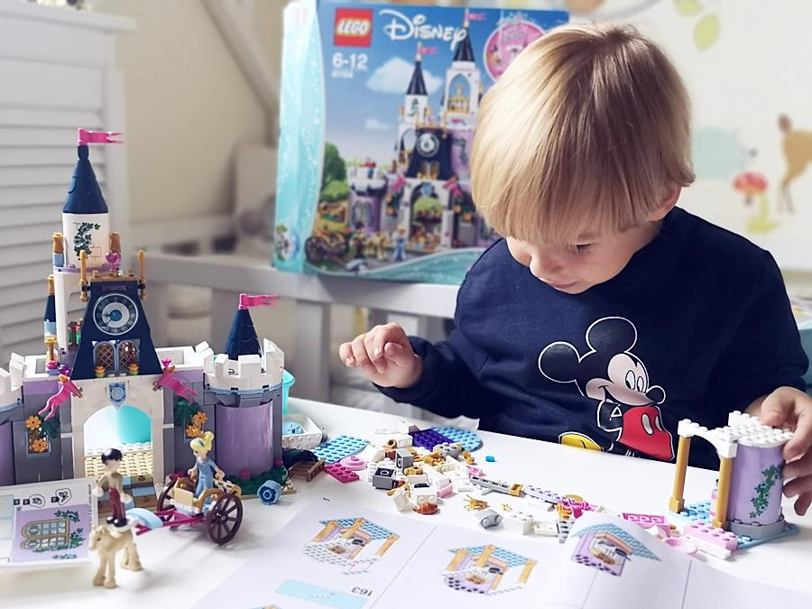 LEGO Disney Wymarzony zamek Kopciuszka