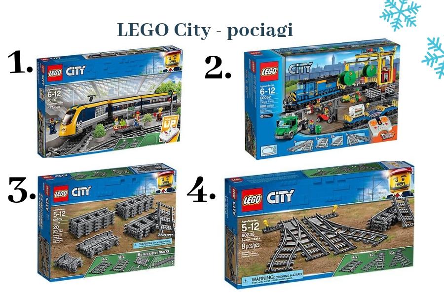 LEGO na gwiazdkę, prezent, którym zaskoczysz każde dziecko!
