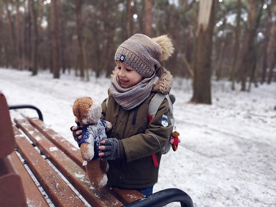 Spacerujemy zimą