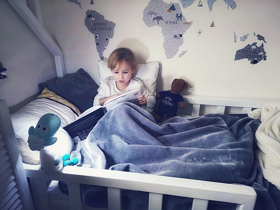Wieczorne rytuały, które pomogą wyciszyć się i zasnąć dziecku