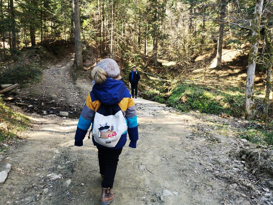 kiedy po raz pierwszy z dzieckiem w góry