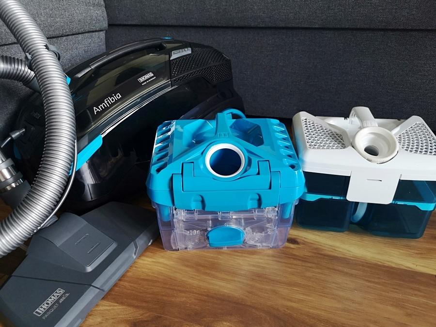 Zestaw Robert Thomas DryBOX Amfibia zawiera dwa filtry