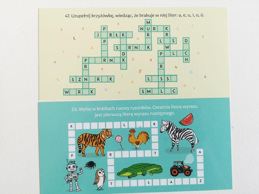 przykładowe karty z zestawu Sokole Oko - Kapitan Nauka