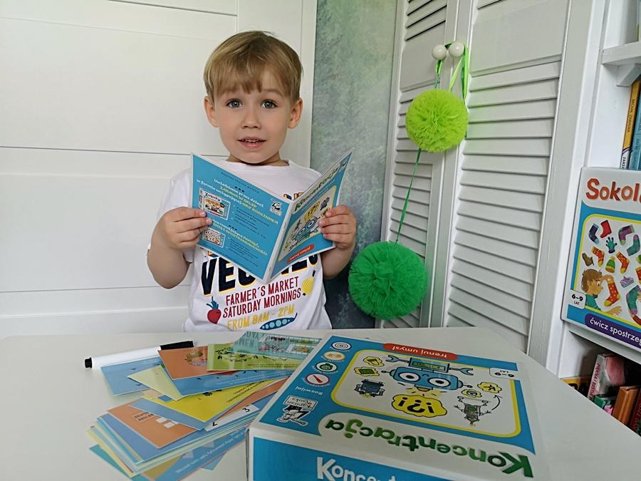 proponowane zabawy dla przedszkolaków