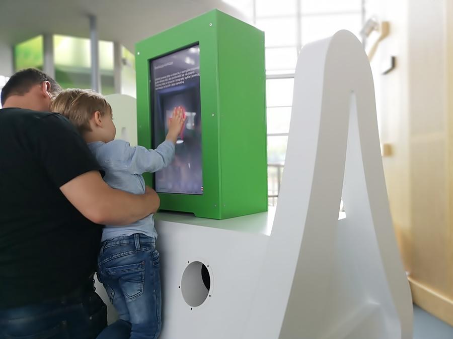 Wystawy edukacyjne w Centrum Nauki EXPERYMENT