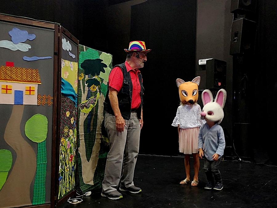 sztuki teatralne dla dzieci