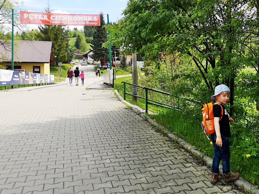 Pętla Cieńkowska i Skocznia Adama Małysza w Wiśle