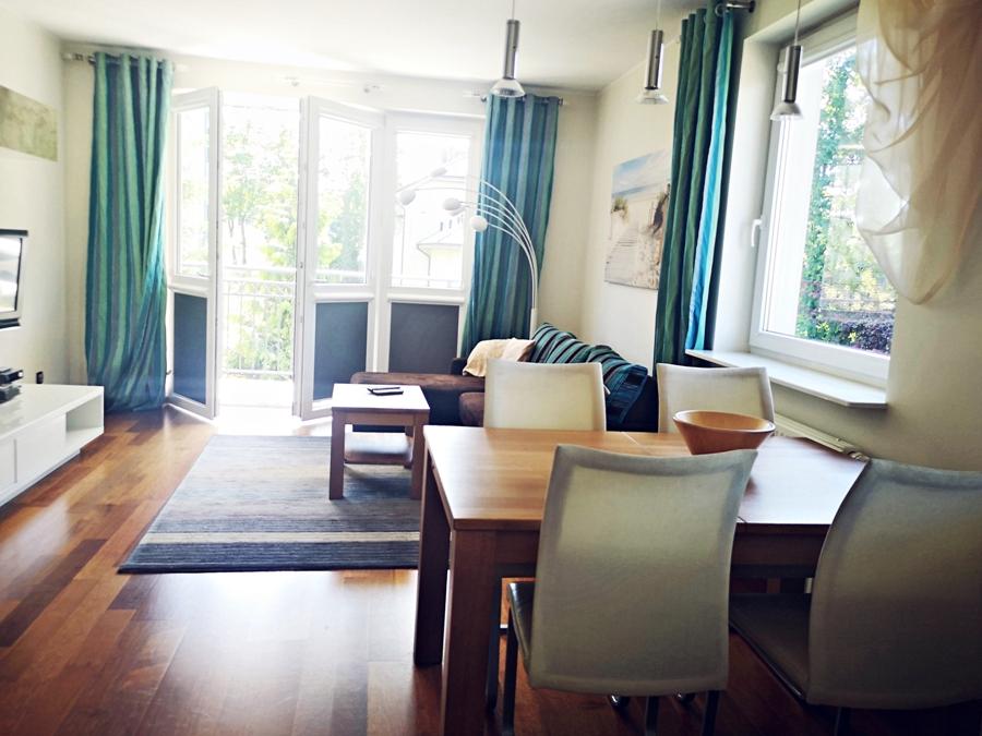 ładny apartament w Gdańsku