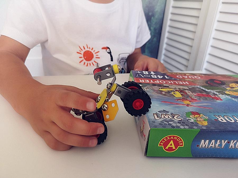 jakie zabawki konstrukcyjne dla przedszkolaka