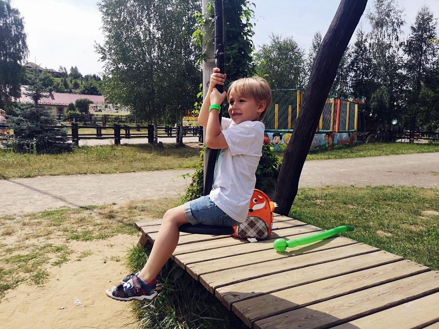 Park Rozrywki w Bałtowie