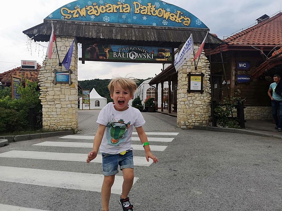 Bałtów miejsce idealne dla dzieci