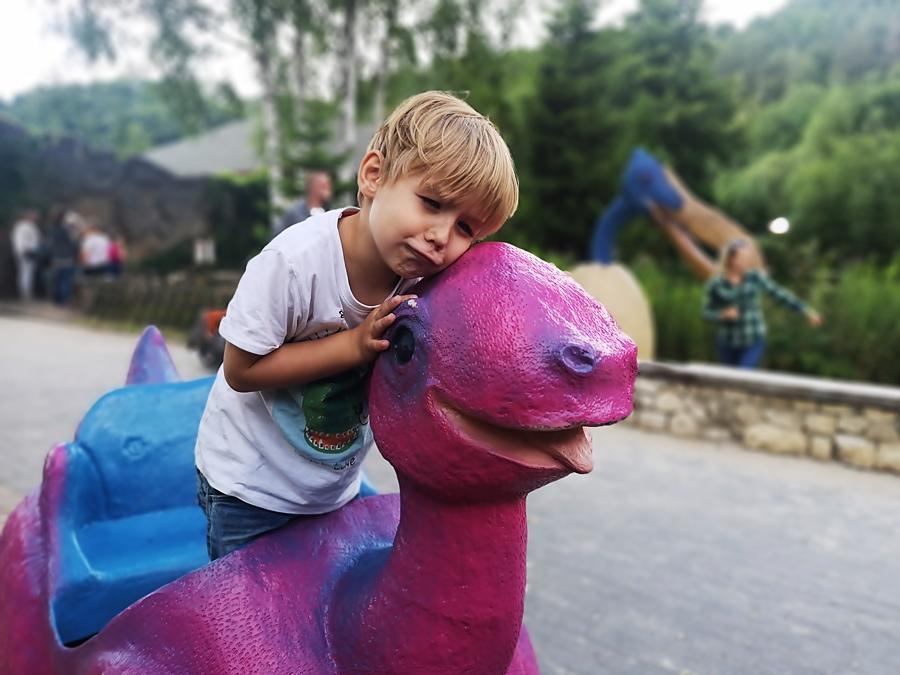 Dinozury w Bałtowie