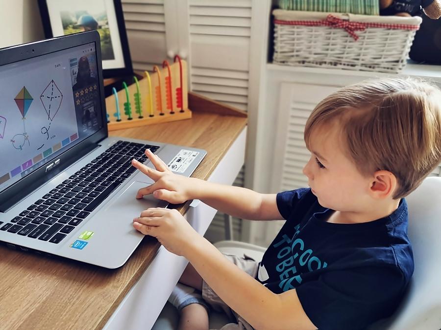 nauka angielskiego dla dzieci online