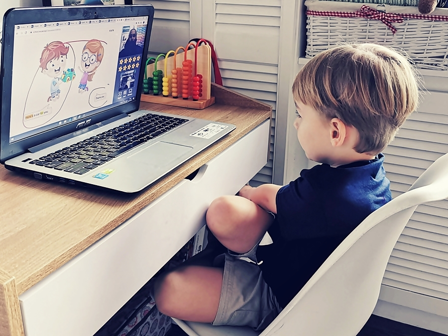 NovaKid to angielski dla dzieci online
