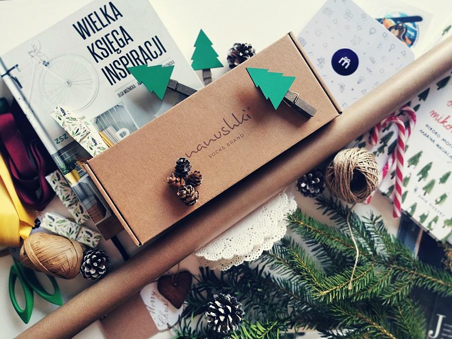 pakowanie prezentów w stylu zero waste
