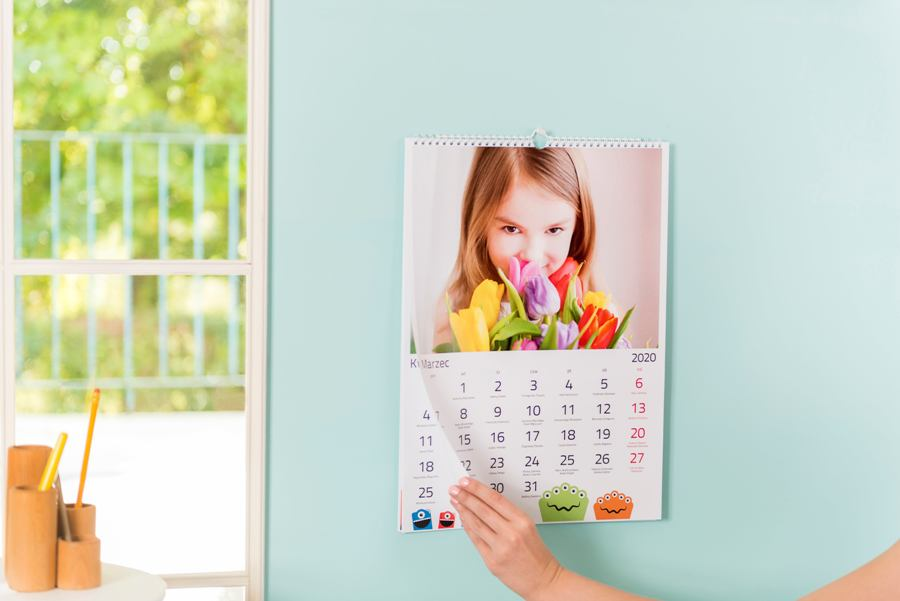 Fotokalendarz jako idealny prezent dla babci i dziadka