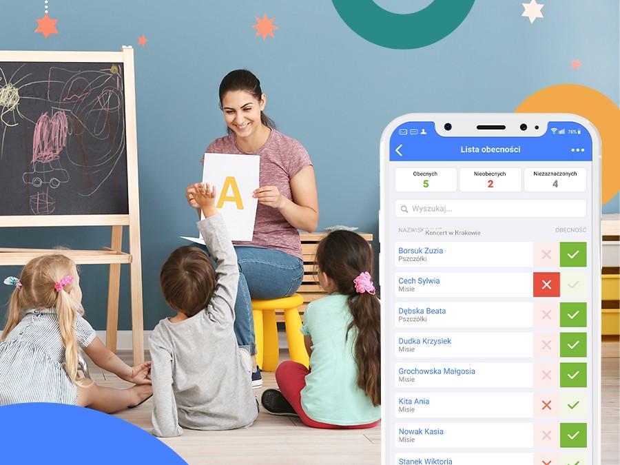 Aplikacja dla rodzica przedszkolaka. Jakie korzyści może Ci przynieść?
