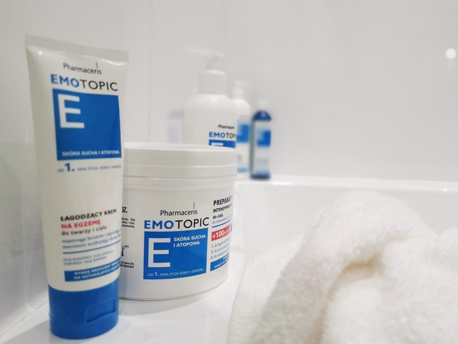 EMOTOPIC preparat intensywnie natłuszczający 3w1