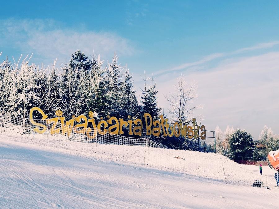 Zimowe atrakcje w Bałtowskim Kompleksie Turystycznym
