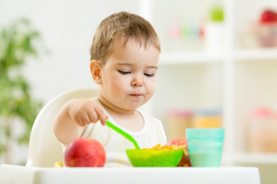 Co może jeść dziecko w 1. roku życia