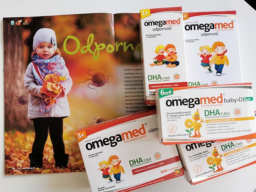 Omegamed 1+ syrop