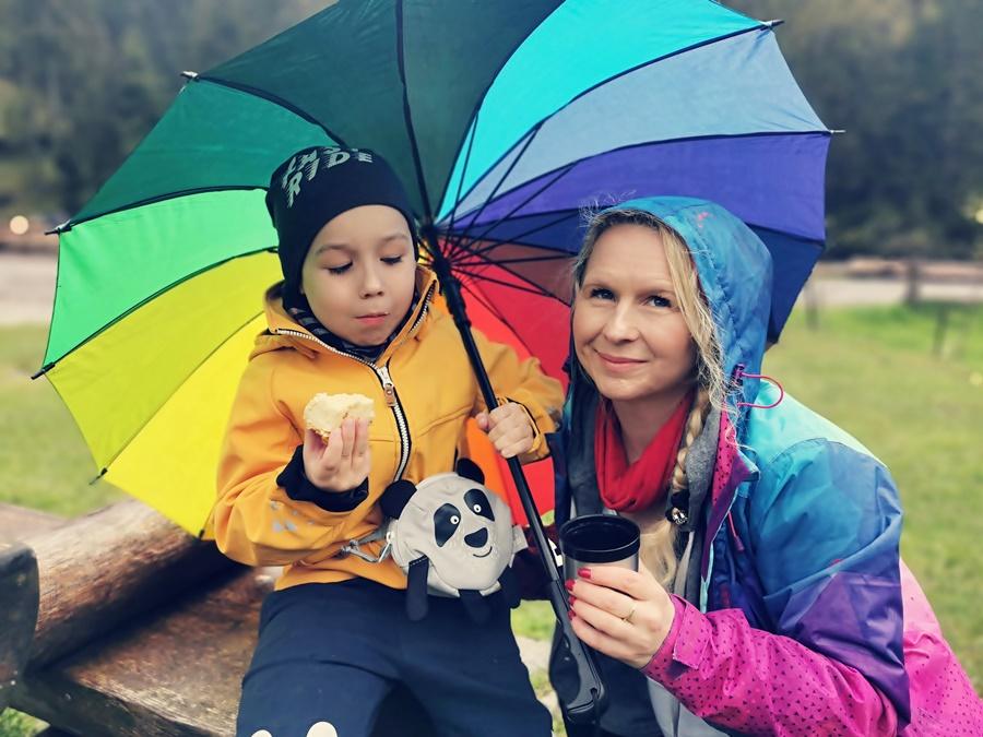 aktywny weekend z dziećmi w górach