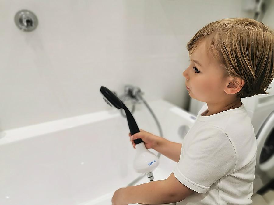Zalety zastosowania filtra na słuchawkę prysznicową