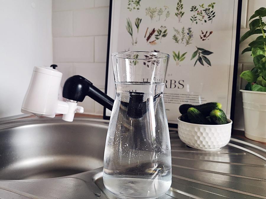 wybieramy filtr do wody do małego mieszkania