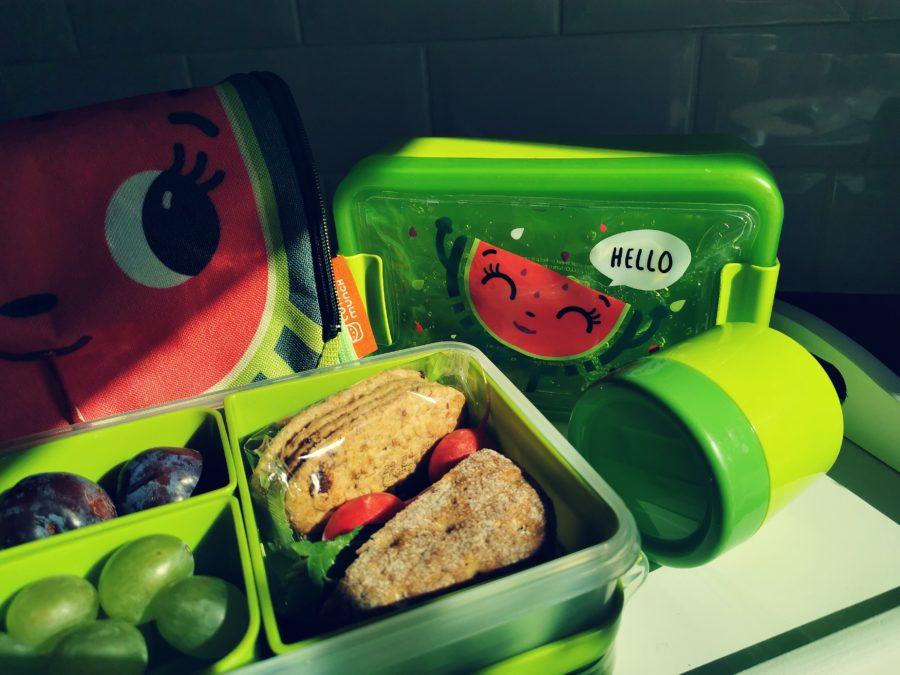 torby i pojemniki na lunch