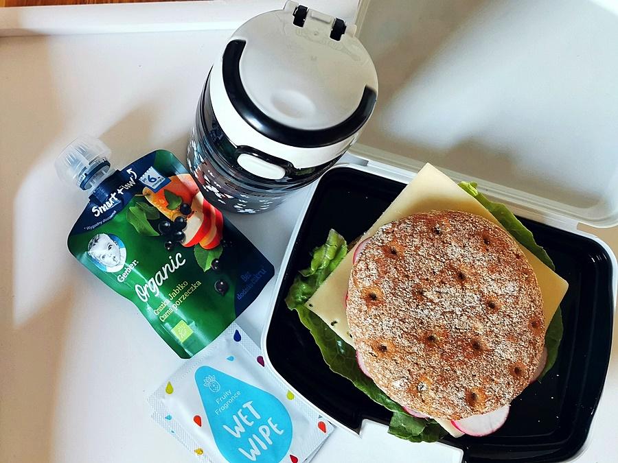 jak przygotować lunch box do szkoły